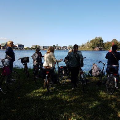 """17/09/2020 Sortie vélo à """"Amsterdamse Bos"""""""